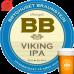 Braunstein Viking IPA Øko 20 l. fus. Alk. 6,0% Vol.